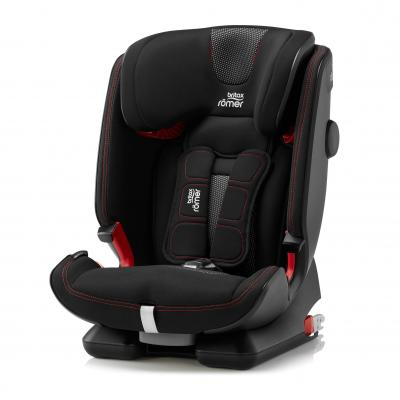 BRITAX RÖMER ADVANSAFIX IV R Cool Flow - Black