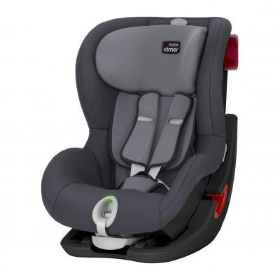 BRITAX RÖMER KING II LS Black Series - Storm Grey