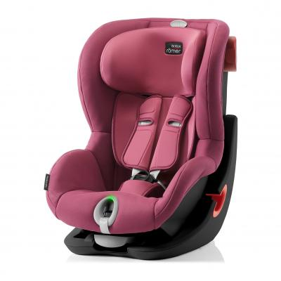 BRITAX RÖMER KING II LS Black Series - Wine Rose