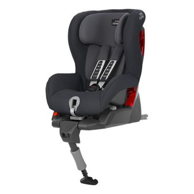 BRITAX RÖMER SAFEFIX PLUS Storm Grey